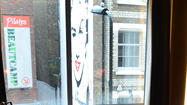London: Marilyn Monroe, Peeping Tom