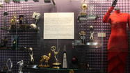 Pictures: Whitney Houston museum