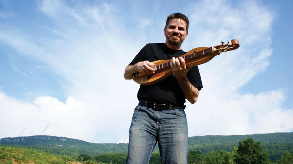 Butch Ross will play dulcimer music Friday, April 5, at Trinity Orchard House, W.Va. 45, Shepherdstown, W.Va