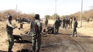 New attacks on the storied city of Timbuktu are a sign of the continued uneasiness in the African nation of Mali, months after French and Malian forces pushed back militants trying to extend their reach southward.