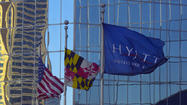 After spending three decades at the Hyatt Regency Baltimore, Kevin Hux eagerly joined efforts this past year to unionize his workplace.