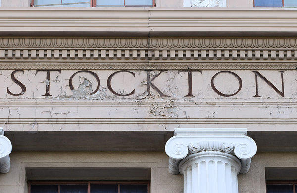 U.S. Bankruptcy Judge Christopher Klein ruled that Stockton will be allowed to file for bankruptcy protection.