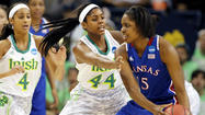 Notre Dame women's basketball: Achonwa wakes up in time for ND
