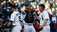 Chicagao, Ill. -- Chris Sale struck out seven in 7 2/3 innings and Tyler Flowers homered as Chicago edged visiting Kansas City on opening day.
