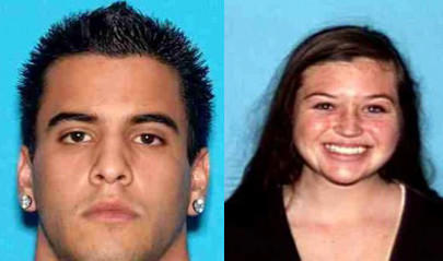 Missing hikers Nicholas Cendoya and Kyndall Jack notified authorities Sunday night that they were lost.