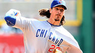 Samardzija at his best in Cubs opener