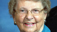 <strong>Aberdeen:</strong> Lorraine Mae Lehr, 84, went peacefully to be with the Lord on Sunday, March 31, 2013.