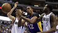The Lakers (38-36) will host the Dallas Mavericks (36-37) on Tuesday night, in a game that may have serious playoff implications.