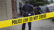 Two men in custody for double shooting in West Baltimore