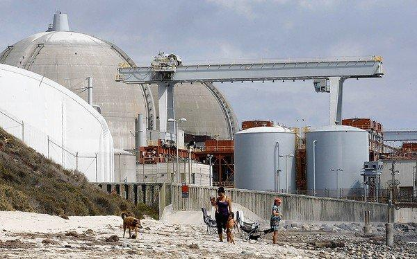 The San Onofre nuclear power plant has been out of service for more than a year.