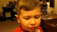 3-year-old recites 'Litany' by Billy Collins