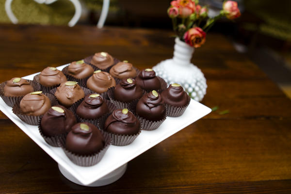 Katherine Anne Confections debuts a new truffle flavor today.