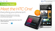 The HTC One smartphone, which has been receiving critical acclaim in the lead-up to its release, has finally received a U.S. launch date: April 19.