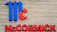 McCormick's profits rise 2 percent in first quarter