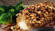Peanut Crispy Chicken