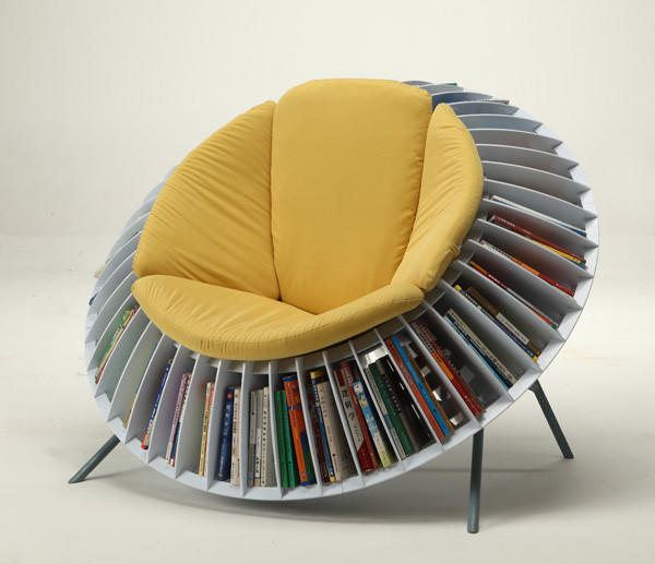 favorite chair designs for book lovers - latimes
