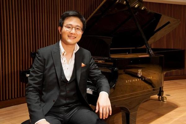 Pianist Yekwon Sunwoo will perform at the Symphony of the Arts.