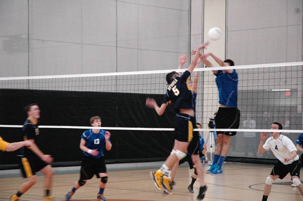 : Neuqua Valley lost its opening match to Carl Sandburg High School, but it didn't lose again in the tournament.