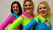 Glam Kitty Squad Performs at Milford's Center for the Arts on April 5