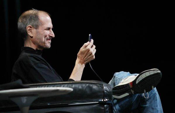 Apple's Steve Jobs seems to have left a long road map for the company.