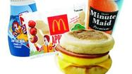McDonald's restaurants will offer a free hot breakfast to Florida public school students in grades 3 through 11 taking the Florida Comprehensive Assessment Test (FCAT) on Monday, April 15.
