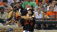 6. Chris Davis hitting more than 30 home runs