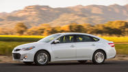 If you thought of the Toyota Avalon as a luxury sedan for the frugal, you wouldn't be far off the mark. For years, the Avalon has offered features typically found in luxury vehicles, but at a much lower cost. This hasn't changed with the 2013 redesign.