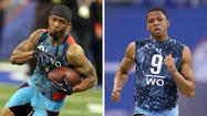 The Ravens are scheduled to host West Virginia wide receiver Tavon Austin and Virginia Tech wide receiver Corey Fuller at their local Pro Day workout Thursday, according to league sources with knowledge of the situation.