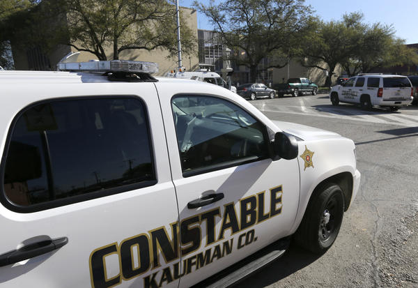 Law enforcement officials remained on high alert in Kaufman County and the rest of Texas in the wake of the killing of two prosecutors.