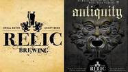 "Plainville's Relic Brewing has made it to CNBC's ""Beer Label Madness"" interactive bracket, competing as one of 64 breweries for the title of most-loved beer label."