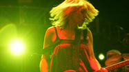 Sonic Youth came into being more than 30 years ago, when Kim Gordon and Thurston Moore started playing together in New York City. With bandmates Lee Ranaldo and Steve Shelley, they released dissonant, loud, arty records that changed the sound of rock music at the end of the 20th century. And now Gordon is writing a memoir about it.