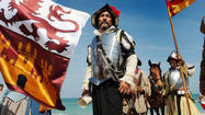 Tuesday was a big day in Florida history, as it marked the 500th anniversary of conquistador Juan Ponce de León's arrival in Florida.