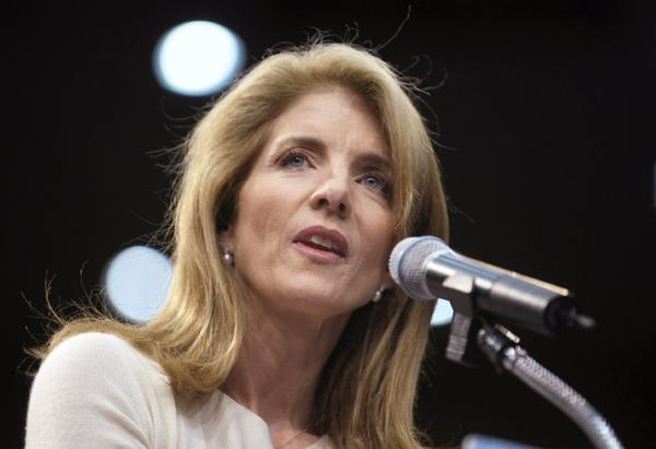 President Obama is reportedly considering nominating Caroline Kennedy, seen here in 2008, to be the U.S. ambassador to Japan.