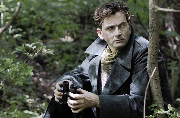 "David Tennant stars in BBC America's ""Spies of Warsaw."""