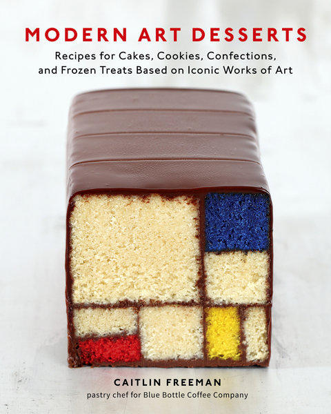 "Baker/photographer Caitlin Freeman has written ""Modern Art Desserts."""
