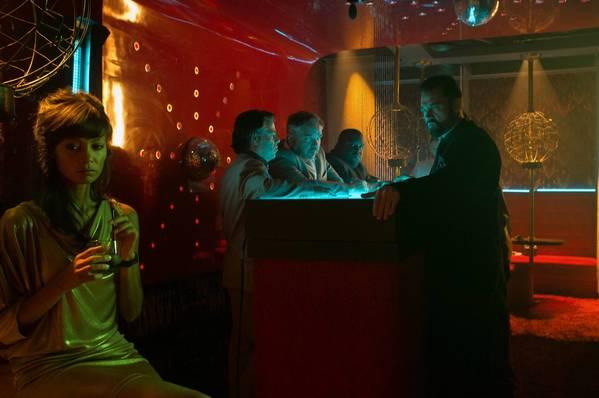 """Thandie Newton, left, stars in DirecTV's original drama """"Rogue."""""""