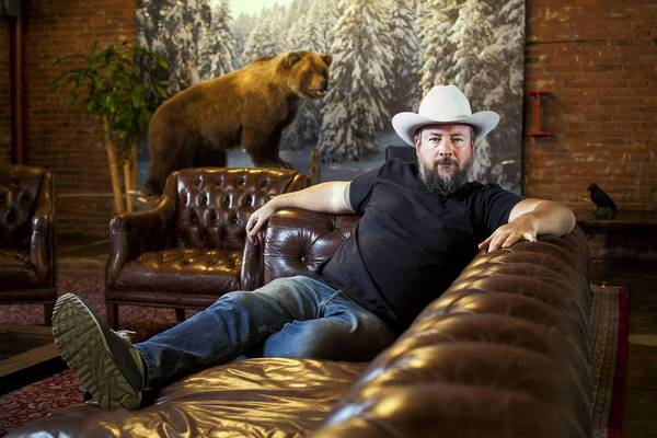 Shane Smith is co-founder and chief executive of Vice Media.