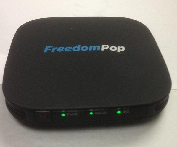 "This ""photon"" costs $89 from FreedomPop and comes with half a gigabyte of Wi-Fi and 4G connectivity."