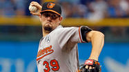 Jason Hammel's 'bad day' enough to earn him his first win at Tropicana Field