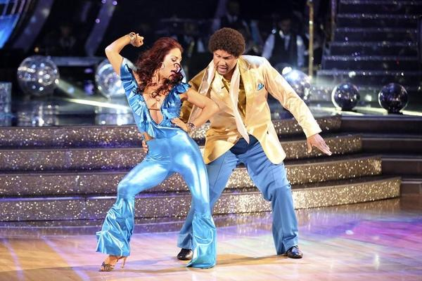 Wynonna and Tony Dovolani's rock star routine failed to impress the judges