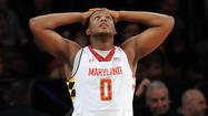 Maryland's continuing quest for basketball redemption led it to Madison Square Garden on Tuesday night, with the opportunity to fashion an upbeat ending to a season that had once seemed all but lost.