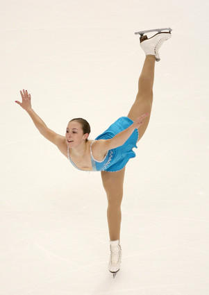 Meissner performs short program at Skate America