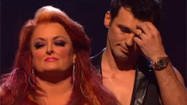 "Prom night at ""Dancing With the Stars"" was fun and all, but at the end of the day, someone had to leave this dance. And in this third week of competition, the lowest number of judges' scores and viewer votes befell country star Wynonna and her rock star of a pro partner, Tony Dovolani, and both were ejected from the competition."