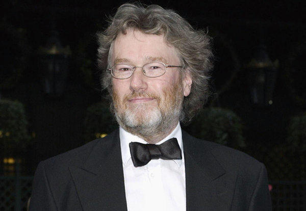 Writer Iain Banks in 2004.
