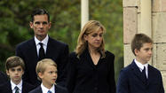 MADRID -- A Spanish court Wednesday called the youngest daughter of King Juan Carlos to testify in a corruption case involving her husband, the first-ever legal summons for a direct descendant of the country's monarch.
