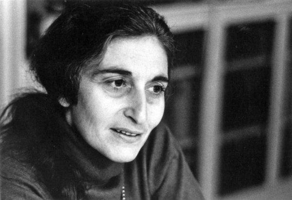 Ruth Prawer Jhabvala.