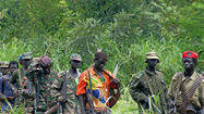 JOHANNESBURG, South Africa -- Uganda's military has suspended its hunt for notorious warlord Joseph Kony after rebels toppled the president of the Central African Republic last month.