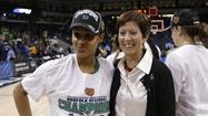 Skylar Diggins has been to the Final Four twice before. She's even played in the championship game two times. But the Notre Dame senior has never hoisted the NCAA women's basketball trophy.