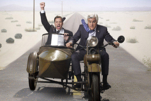 Jimmy Fallon will be taking over 'The Tonight Show' from Jay Leno, NBC confirmed Wednesday.