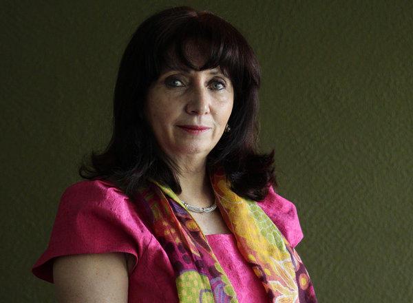 Marisol Schulz is director of both LaLA and Guadalajara Book Fair.